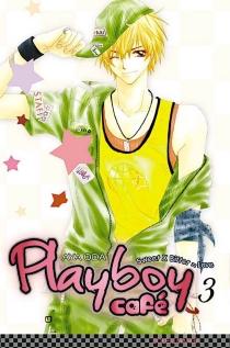 Play-boy café : sweet x bitter = love - AyaOda