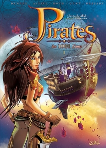 Pirates des 1.001 lunes - Christophe Alliel