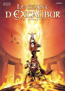 Le chant d'Excalibur - ChristopheArleston