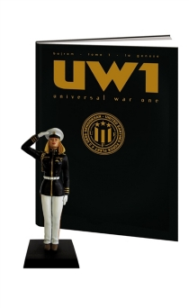 Universal war one : album Soleil 20 ans - DenisBajram