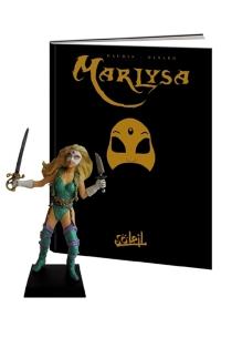 Marlysa : album Soleil 20 ans - Jean-PierreDanard