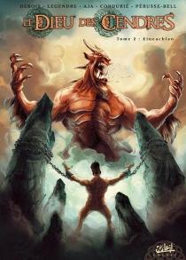Le dieu des cendres - FrançoisDebois