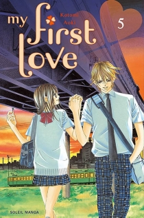 My first love - Kotomi Aoki