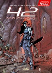 42 agents intergalactiques - Jean-MarcLainé