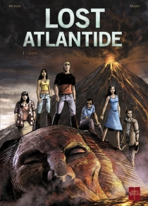 Lost Atlantide - Majo