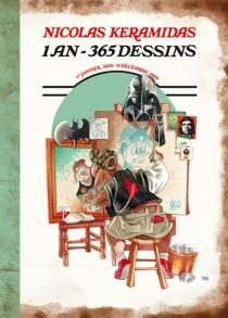 1 an, 365 dessins - NicolasKéramidas