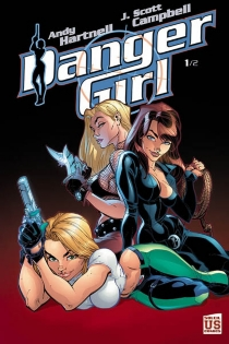 Danger girl - J. Scott Campbell
