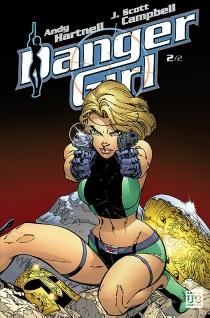 Danger girl - J. ScottCampbell