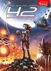 42 agents intergalactiques - Jean-LucCano