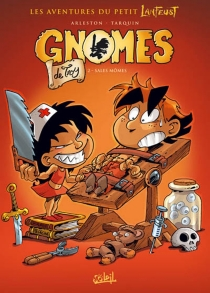 Gnomes de Troy - ChristopheArleston