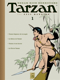 Tarzan archives - Edgar Rice Burroughs