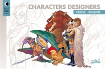 Characters designers - Crisse