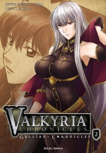 Valkyria chronicles : Gallian chronicles - En Kito