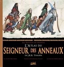 L'atlas du Seigneur des anneaux, de J.R.R. Tolkien : les voyages de Frodon - JérômeLereculey