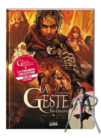 La geste des chevaliers dragons : collector, tome 11 - Ange