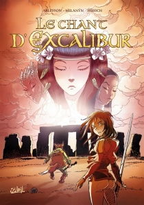Le chant d'Excalibur (T4 à T6) - Christophe Arleston