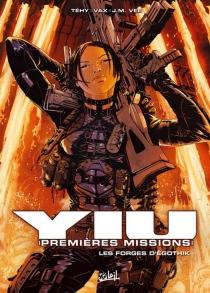Yiu, premières missions - Téhy