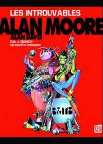 Les introuvables Alan Moore - AlanDavis