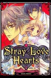 Stray love hearts - Aya Shooto