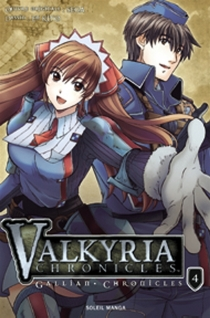Valkyria chronicles : Gallian chronicles - Sega
