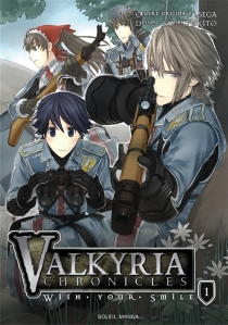 Valkyria chronicles : wish your smile - Kyusei Tokito