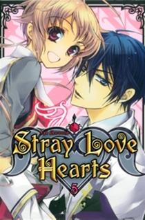 Stray love hearts - AyaShooto