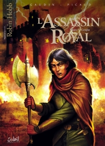 L'assassin royal - Jean-Charles Gaudin
