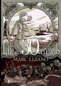 L'île aux 30 cercueils - MarcLizano