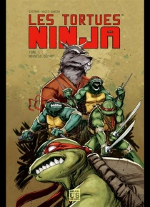 Les tortues ninja - Tom Waltz