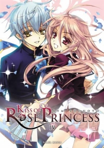 Kiss of Rose Princess - Aya Shooto