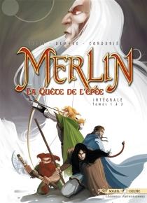 Merlin : la quête de l'épée : intégrale | Tomes 1 à 3 - NicolasDemare