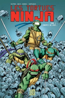Les tortues ninja - Kevin Eastman