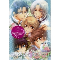 Paradis secret - Aya Shooto