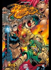 Battle chasers - JoeMadureira