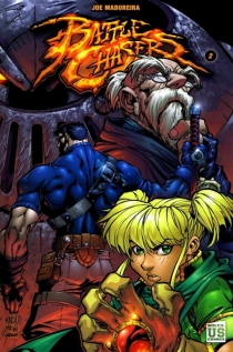 Battle chasers - Joe Madureira