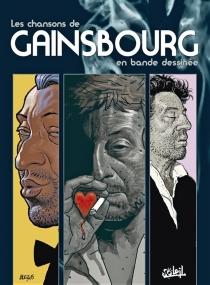 Les chansons de Gainsbourg en bande dessinée -