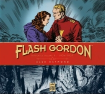 Flash Gordon : intégrale - AlexRaymond