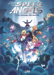 SPEED angels - DidierTarquin
