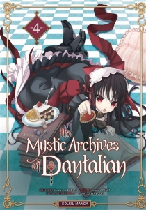 The mystic archives of Dantalian - Chako Abeno
