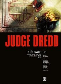 Judge Dredd : intégrale - PatMills
