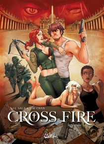Cross fire : intégrale | Volume 1, Tomes 1 à 4 - Pierre-Mony Chan