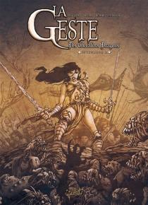 La geste des chevaliers dragons : intégrale | Volume 2 - Ange