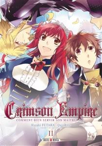 Crimson empire : comment bien servir son maître - HazukiFutaba