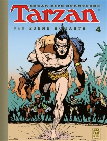Tarzan - BurneHogarth
