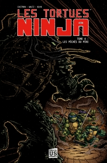 Les tortues ninja - KevinEastman