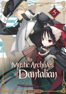 The mystic archives of Dantalian - ChakoAbeno