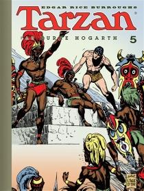 Tarzan - Edgar RiceBurroughs
