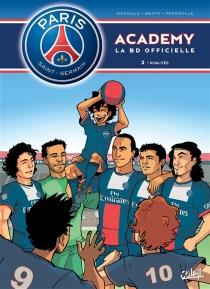 Paris Saint-Germain Academy : la BD officielle - Bento