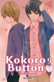 Kokoro button - MakiUsami