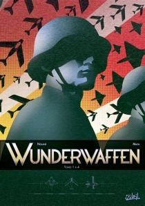 Wunderwaffen : coffret tomes 1 à 4 - Richard D.Nolane